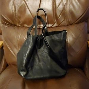Tiffany&Co leather Bag and Wallet